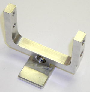 Machined Mounting Bracket
