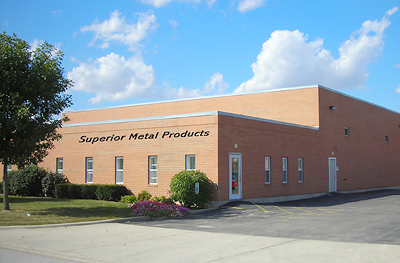 Superior Metal Products Building